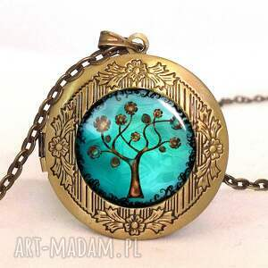 drzewo pierścionki nadziei - pierścionek