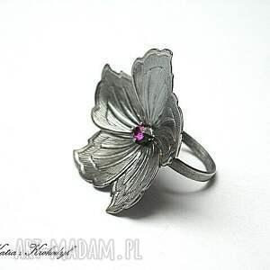 różowe srebro flower