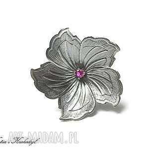 srebro flower
