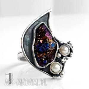 metaloplastyka invaerne i srebrny pierścionek