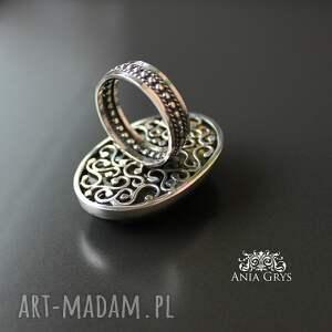 pierścionek srebrne jedyny taki