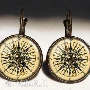 unikalne pierścionki regulowany kompas - pierścionek