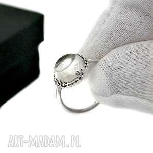 srebro kwarc rutylowy