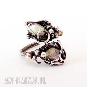 intrygujące elegancki marzyciel - pierścionek