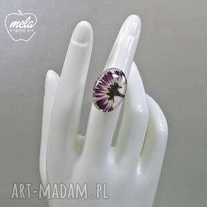 pierścionek 0550/ mela - stokrotka