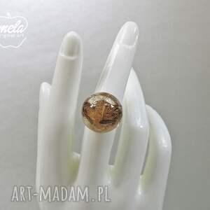 mela art pierścionek 0676/~mela~ - nasiona