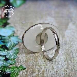 epoksyd 0550/ mela pierścionek - stokrotka