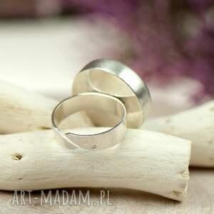 niebieskie pierścionki pierścionek-z-agatem minimalistyczny srebrny pierścionek