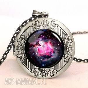 kosmiczny pierścionki nebula - pierścionek regulowany
