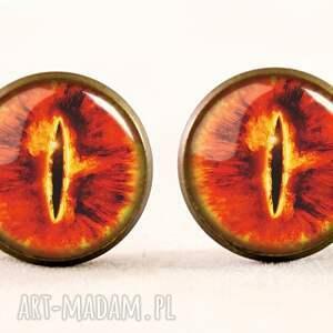 pierścionki saurona oko - pierścionek
