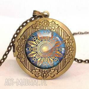 pierścionki słońce orientalne - pierścionek