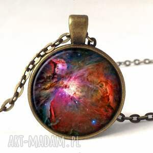 unikalne pierścionki kosmos orion nebula - pierścionek
