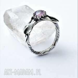 trendy agat pierścień pnącze