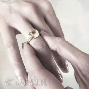 pierścionki złoto pierścionek ayo żółte 585