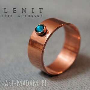 ręcznie zrobione pierścionki swarovski pierścionek z kryształem