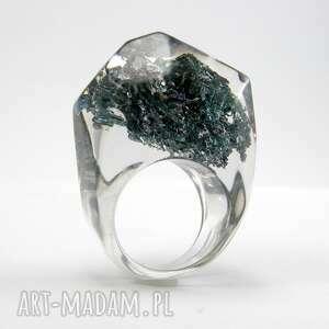 pierścionki żywica pierścionek z węglikiem krzemu