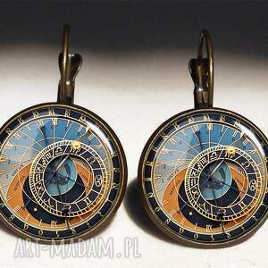 ręcznie zrobione pierścionki pierścionek praski zegar