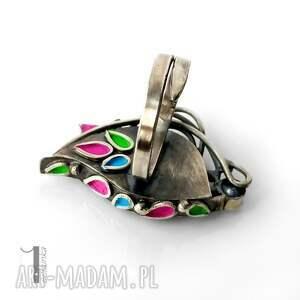metaloplastyka primavera srebrny pierścionek