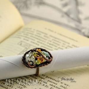 uniwersalny pierścionki ratri - pierścionek
