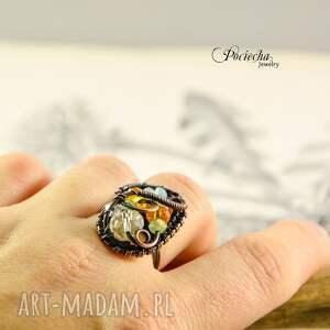 pierścionki uniwersalny ratri - pierścionek