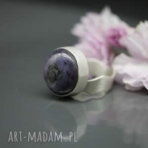 pierścionek rubin gwiaździsty