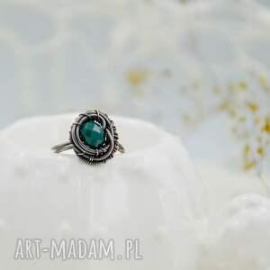pierścionek z-miedzi sea side
