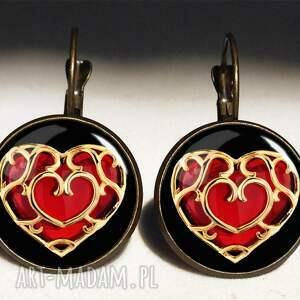 pierścionki zelda serce - pierścionek regulowany