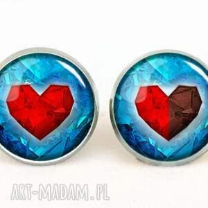 pierścionki pierścionek serce - regulowany