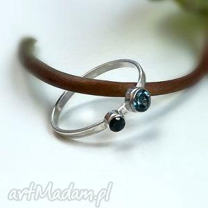 pierścionki topaz simple beauty