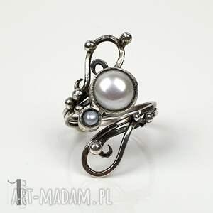 trendy pierścionki pierścionek-srebrny sorbus iii - srebrny pierścionek