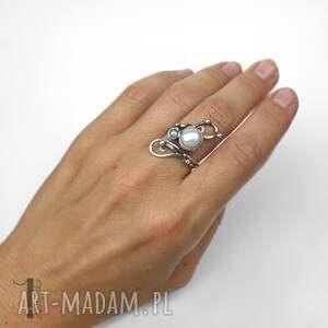 pierścionek-srebrny pierścionki sorbus iii - srebrny pierścionek