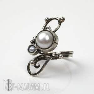 pierścionek-srebrny pierścionki srebrne sorbus iii - srebrny pierścionek