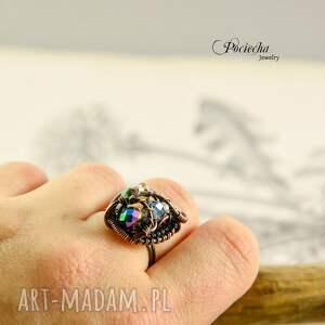 unikalne pierścionki pierścionek sparks -