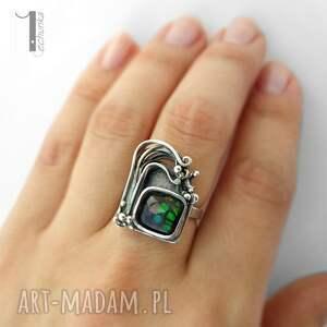 metaloplastyka pierścionki wichrowe wzgórze srebrny