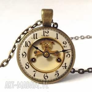 vintage pierścionki zegar - pierścionek regulowany