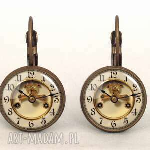 pierścionki regulowany zegar - pierścionek