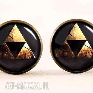 pierścionki triforce zelda - pierścionek