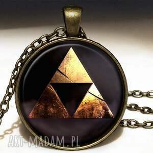 zelda pierścionki triforce - pierścionek