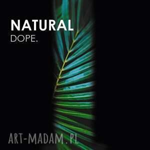 modne plakaty obrazy grafika w ramie natural dope