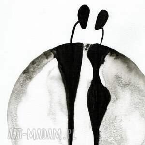 plakaty minimalizm grafika 30x40