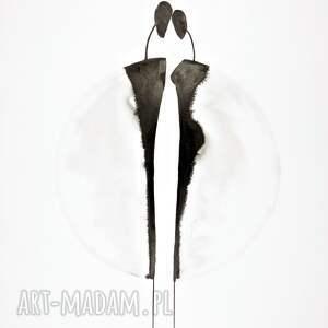 hand made plakaty obrazy ręcznie malowane grafika 50x70 cm wykonana