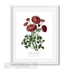 plakaty wystrój plakat a3 kwiaty