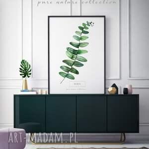 urokliwe plakaty wystrój plakat a3 liście