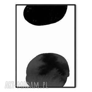 niesztampowe plakaty plakat minimalistyczny abstrakcja