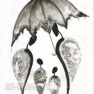 plakaty: grafiki czarno białe