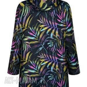 niekonwencjonalne płaszcze przeciwdeszczowa jesienna parka damska, ocieplany