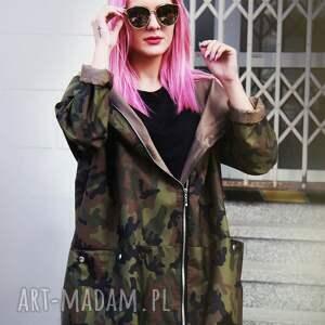 płaszcze: na zimę zimowa kurtka