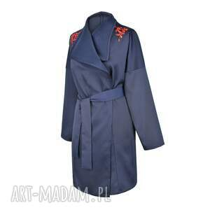 płaszcze płaszcz narzutka trencz furisode koniro