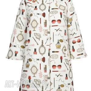 urokliwe płaszcze jesień niezwykły, designerski