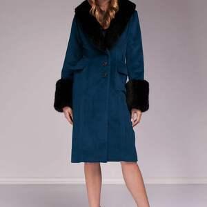handmade płaszcze moda płaszcz chloe